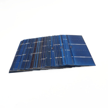 50pcs/lot 125 156 Solar Cells Panel DIY Charger Polycrystalline Battery Charge 5V 6V 12V Silicon Sunpower 5/6 inch Mono Poly 4