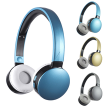 Hisonic Handsfree Wireless Headphones Stereo Sport Earphone Microphone Gaming Cordless Auriculares Audifonos bs-sun-1706
