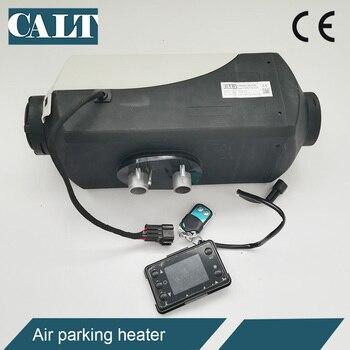цена на CALT 5kw 5000w diesel air parking heater with oil tank LCD panel remote controller similar eberspaecher