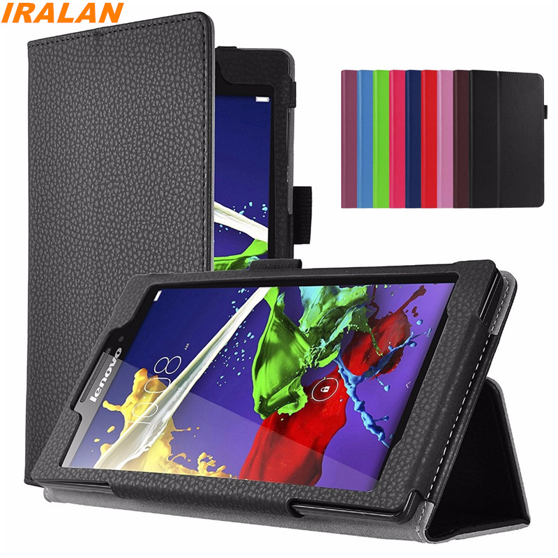 Litchi Stand Protective Folio Case For Lenovo Tab 3 8 TB3-850F TB3-850M TB3-850X 8.0 inch PU Leather Tablet PC Cover+screen+pen станок д бритья gillette venus proskin sensitive 1 кассета