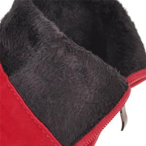 Image 5 - MORAZORA 2020 ホット販売アンクルブーツ女性のためのジッパーファッション秋冬ブーツ真珠エレガントなハイヒールのブーツ、カジュアル靴