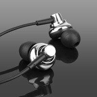 New Earmax ER99 Dynamic In Ear Headphones Earphones Titanium Housings