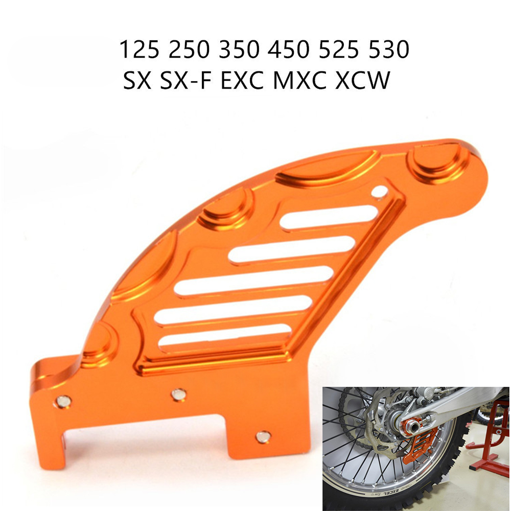 New Motorcycle Chain Decorative Accessories Covers Ornamental chain plate For KTM 125 250 350 450 525 530 SX SX F EXC MXC XCW