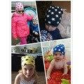 Newborn Baby Hat Cotton Autumn Winter Baby Cap Star Hats Girls Boys Unisex Beanie Infant toddlers Newborn Photography Props Cap