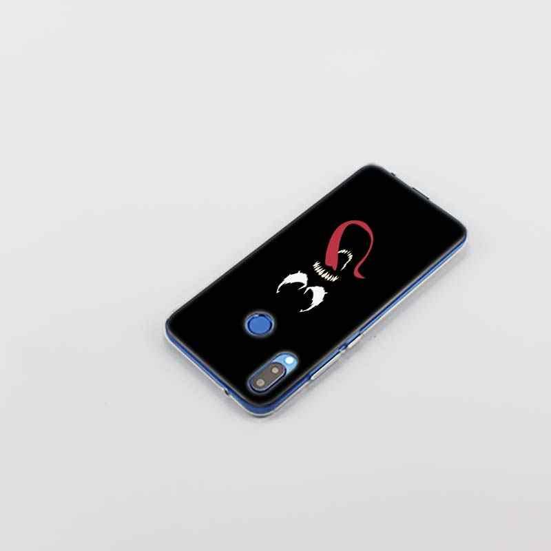 Villain Marvel Venom per il Caso di Huawei P30 P20 P di Smart 2019 Z Nova 3i 4 P8 P9 lite Pro 2017 silicone Fundas Capa Copertura Del Telefono Coque