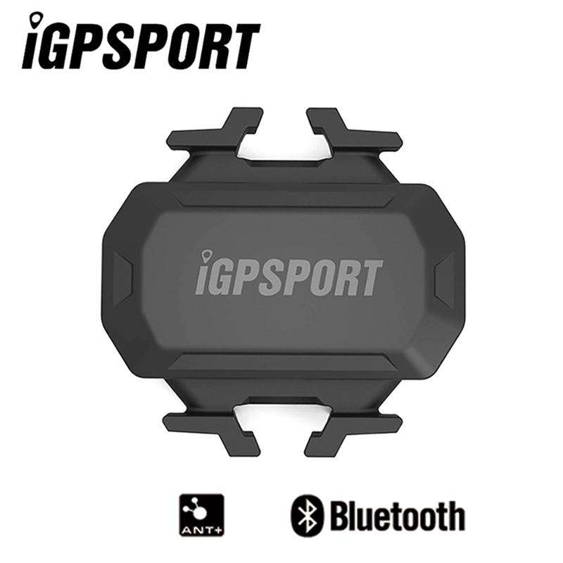 iGPSPORT C61 Wireless Ant+ Bluetooth 4.0 Cycling Cadence Sensor for iGS10 iGS60 Strava R ...