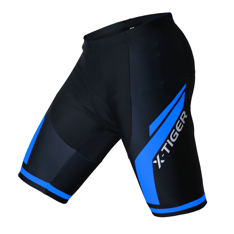 Coolmax 5D Padded, Cycling, Shorts Shockproof, MTB Bicycle Shorts 28