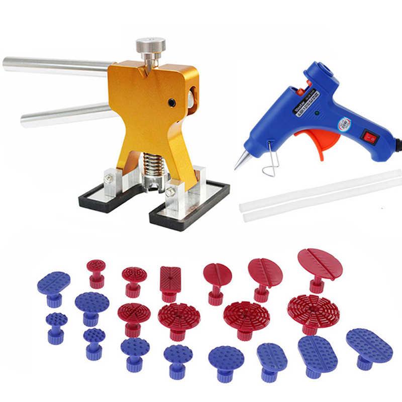 Автомобиль Dent Repair Tool Инструменты Paintless вмятина удаления Дент Съемник вкладки Дент Lifter набор инструментов ручной инструмент наборы для автомобиля