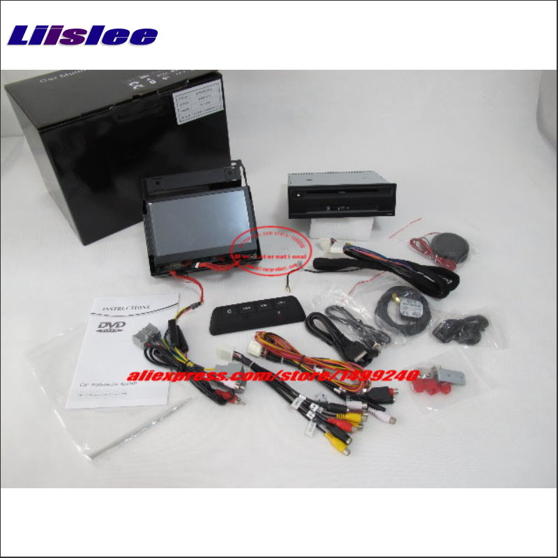 Liislee For Land For Rover Freelander 2 LR2 Auto Stereo DVD-speler - Auto-elektronica - Foto 2