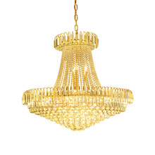 Modern simplere restaurant lamp Gold Led lustre chandelier Crystal Lamp for Bedroom Living Room chandeliers Light fixture new fashion chandeliers crystal pendant lamp light for living room bedroom 110v 24