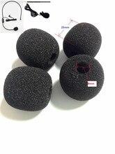 Linhuipad mikrofon pianki obejmuje MK 0825/dostosuj pianki szyby przednie w zależności od wymagań/Min zamówienie 100 sztuk darmowa wysyłka