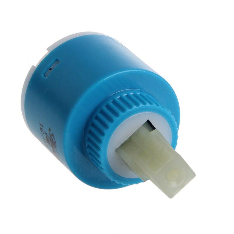 35 мм Керамический дисковый картридж внутренний кран клапан воды смеситель кран