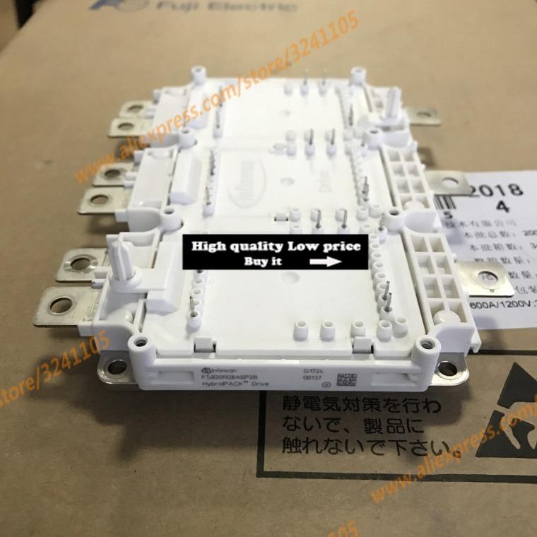 Free Shipping NEW  FS820R08A6P2B  FS500R17OE4D  MODULE