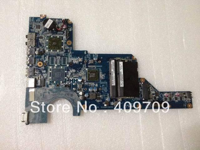 645529-001 for COMPAQ  G6 AMD motherboard DA0R24MB6F0 31R24MB0000 DDR3 100% work test fully 50% off shipping