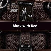 Custom Car Floor Mats For KIA All Models K2 3 4 5 Kia Cerato Sportage Optima