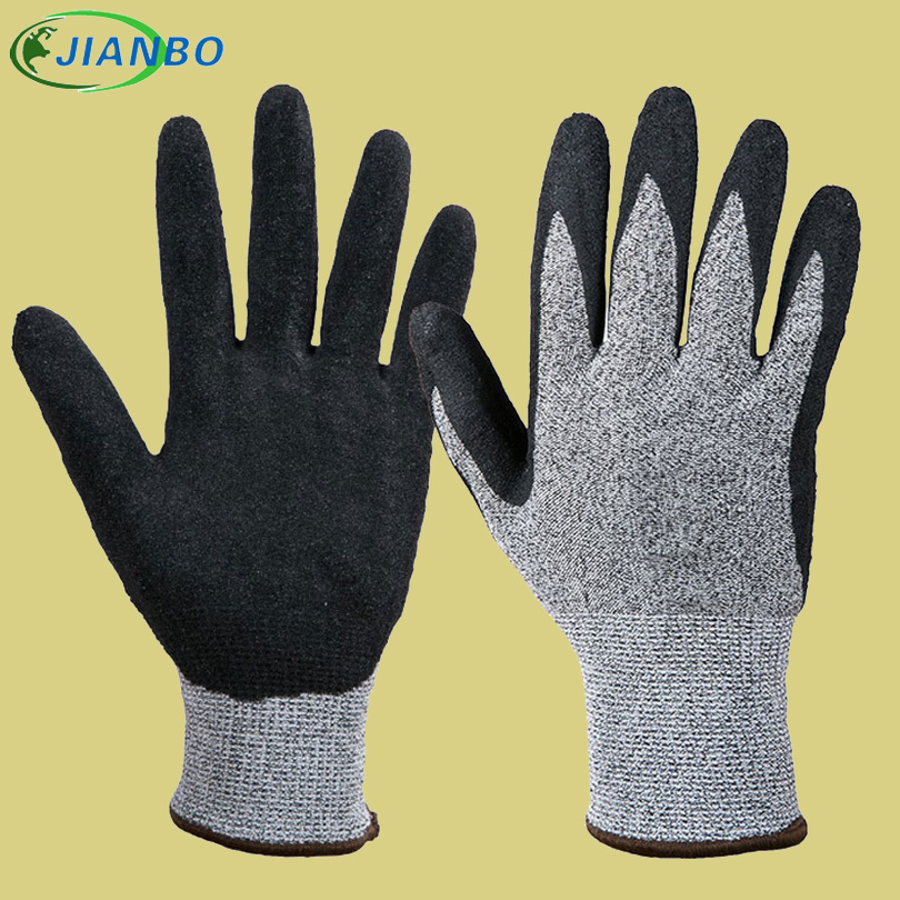 Kitchen Gloves Cooking Cut Resistant Gloves With CE Level 5 Protection Kitchen Glove Cutting Stand, Food Contact Safe Work Glove wholesale welding 304l stainless level 5 cut proof metal mittens both hand can use butcher glove lobster glove sewing glove
