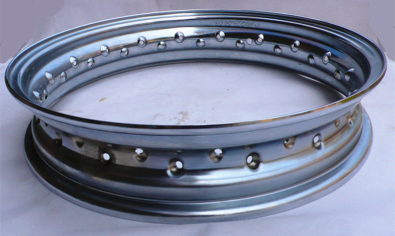 ФОТО  High Quality Hond Yamah Suzuk Kawasak 36 holes Wheel Rim 2.50 X 17
