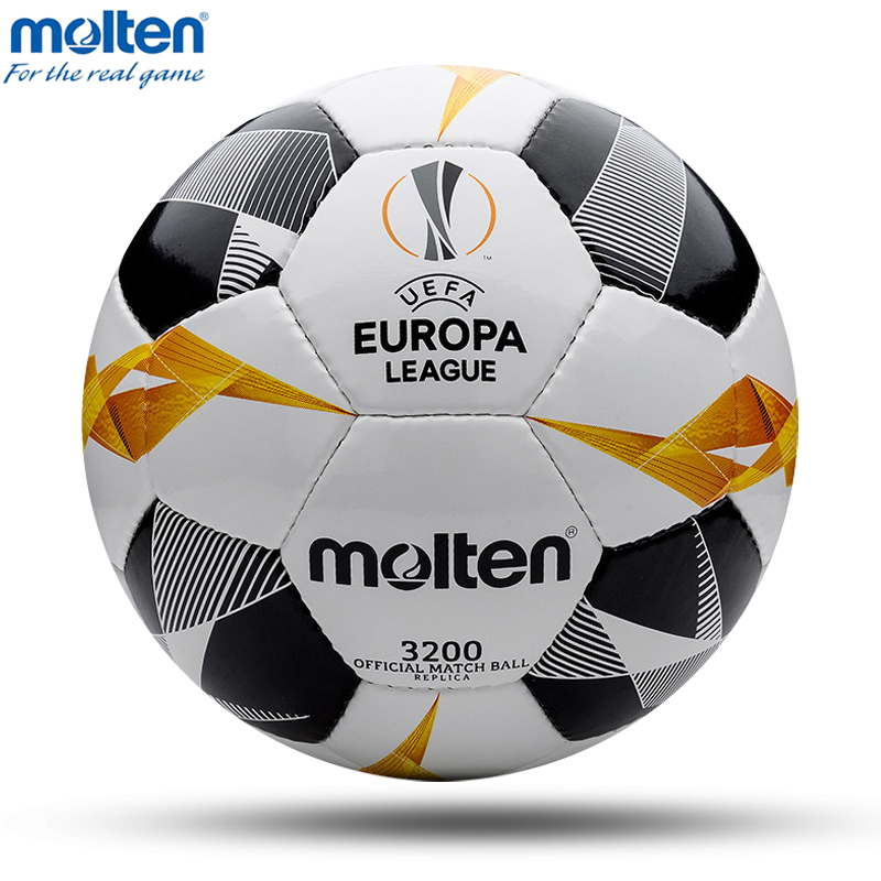 2020 Football Ball Molten Official Size 4 Size 5 Soccer Ball Goal League Ball Outdoor Sports Football Training Balls futebol image