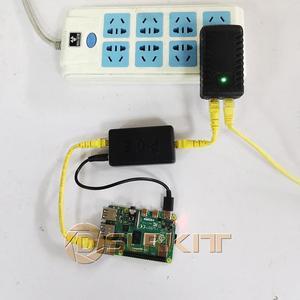 Image 5 - DSLRKIT 5V 3A 4A 20Watt Gigabit Raspberry Pi 4 4B Active PoE Splitter USB TYPE C Ethernet