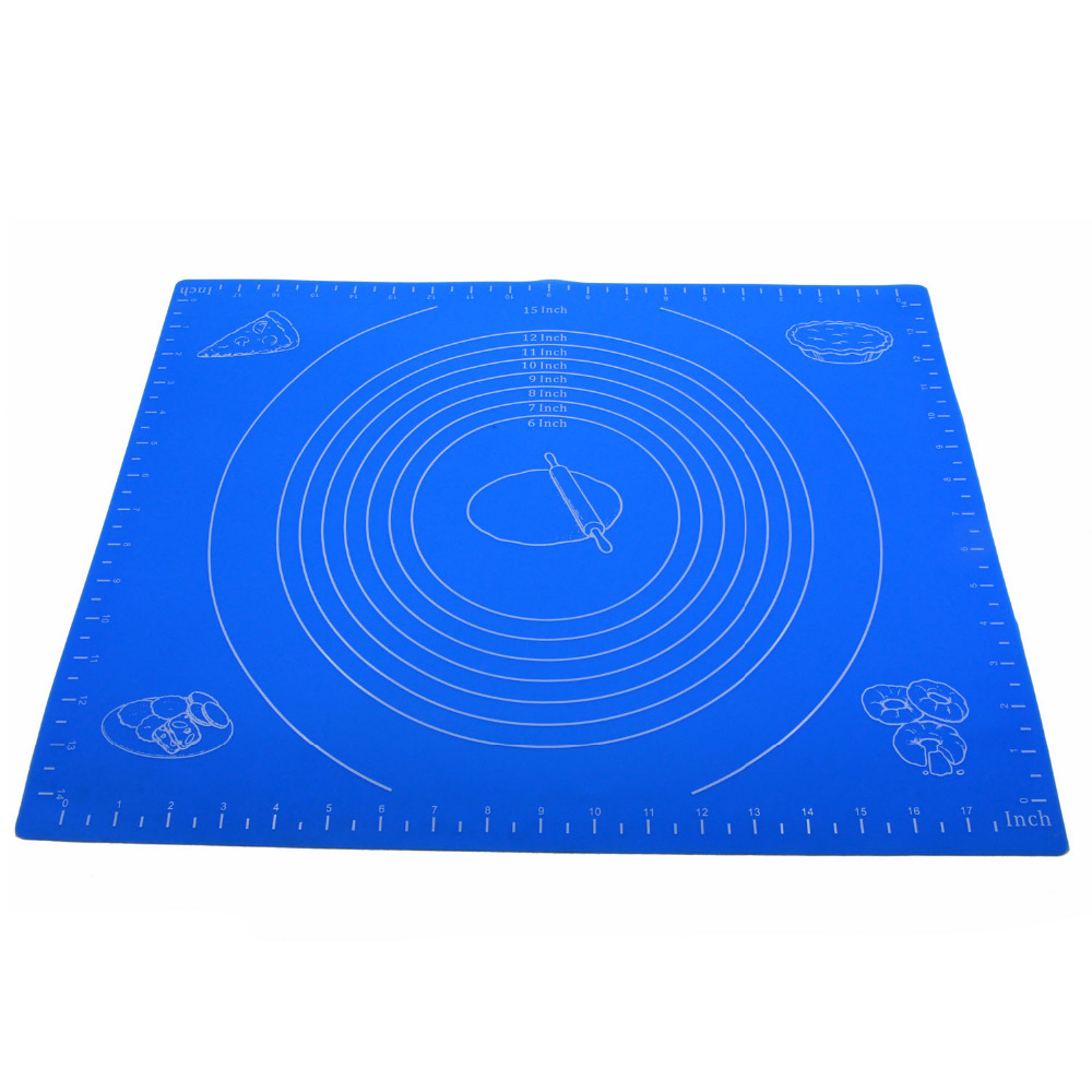 Non Stick Large Silicone Mat For Rolling Pastry Cake