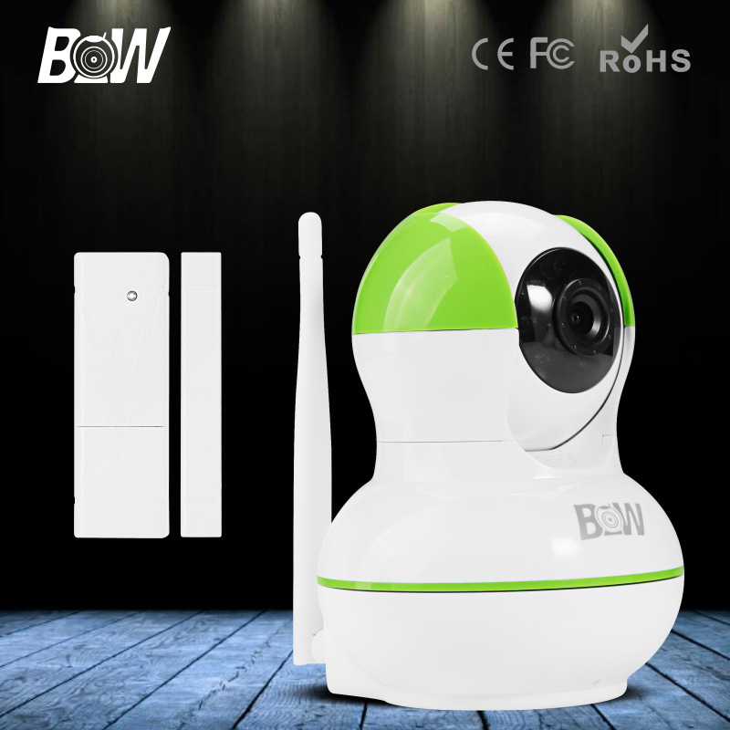 HD 720P Wireless IP Camera Wi-Fi + Door Sensor IR-Cut Night Vision Surveillance Security Camera WiFi Onvif Baby Monitor бударагина о в латинские надписи в петербурге latin inscriptions in saint petersburg изд 2 е испр и доп