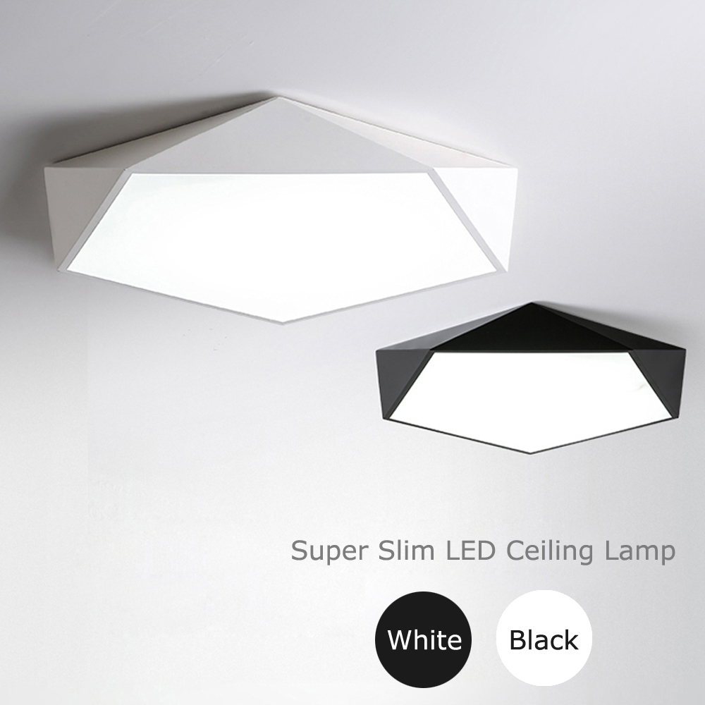 ultra thin led ceiling lamp modern super bright ceiling lights lustres led aisle balcony lampe. Black Bedroom Furniture Sets. Home Design Ideas