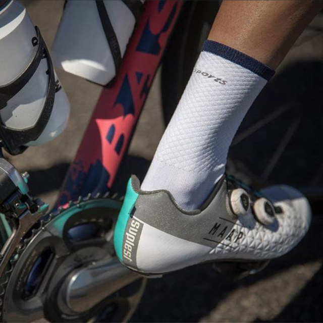 Cycling Socks Riding Running Sport Socks Road Cycling Competition, Summer Thin Sports Wear