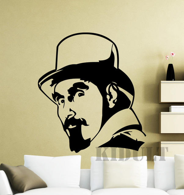 Household Items Household Decorative Wall Stickers Serj Tankian ...