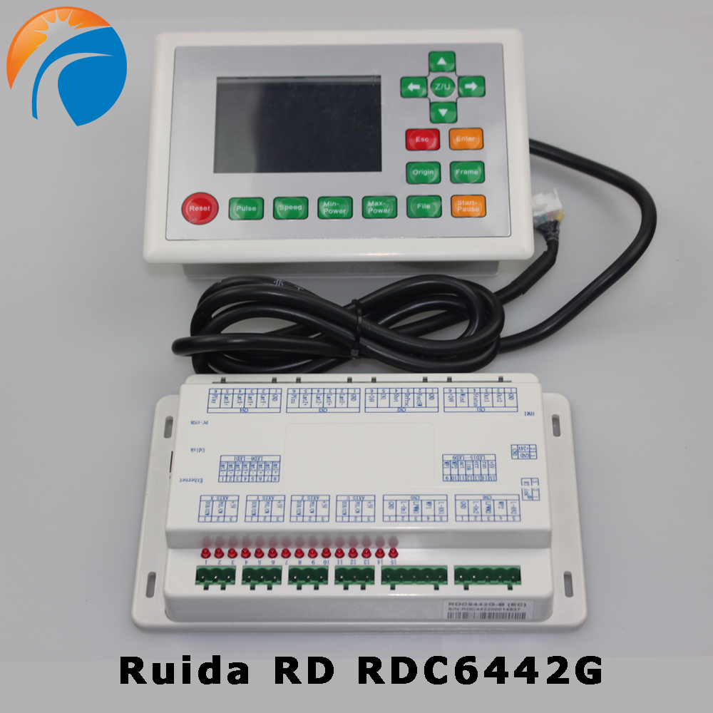 Ruida RD RDC6442G Co2 Laser DSP Controller for Laser Engraving and Cutting Machine
