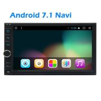 EinCar Car Stereo GPS Navigator 2 Din Android 7 1 FM AM Car Radio Stereo Touch
