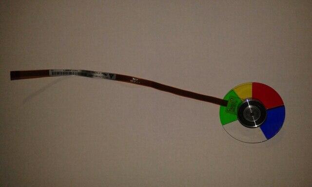 Projector Color Wheel For VIVITEK D508 D509 D510 D518