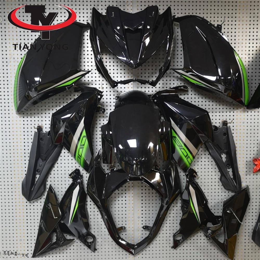 Motorcycle Full Fairing Kit Bodywork Cowling High Quality Injection Kits For Kawasaki Z800 Z 800 2013-2014-2015-2016 13 14 15 16