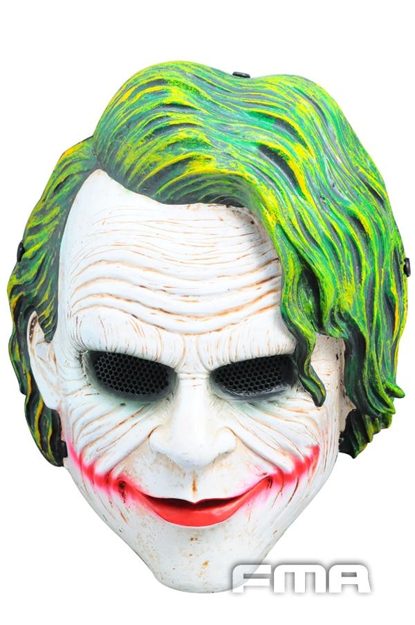 Paintball Airsoft Gaas Clown Volledige Gezicht halloween Masker Gratis verzending-in Feest maskers van Huis & Tuin op  Groep 1