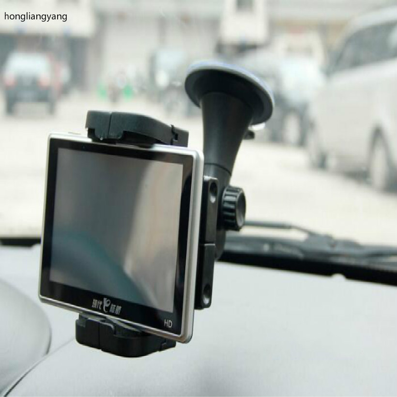 UNIVERSAL gps support gps montage gps support de voiture navigation pour 5 pouces 7 pouces AVEC sucker livraison gratuite