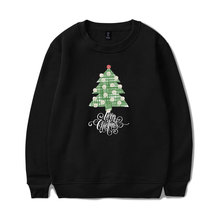 LUCKYFRIDAYF Fashion Warm-ing Pop Christmas Cool Women Hoodies Sweatshirts Printed in Women/Men clothes plus size 4XL