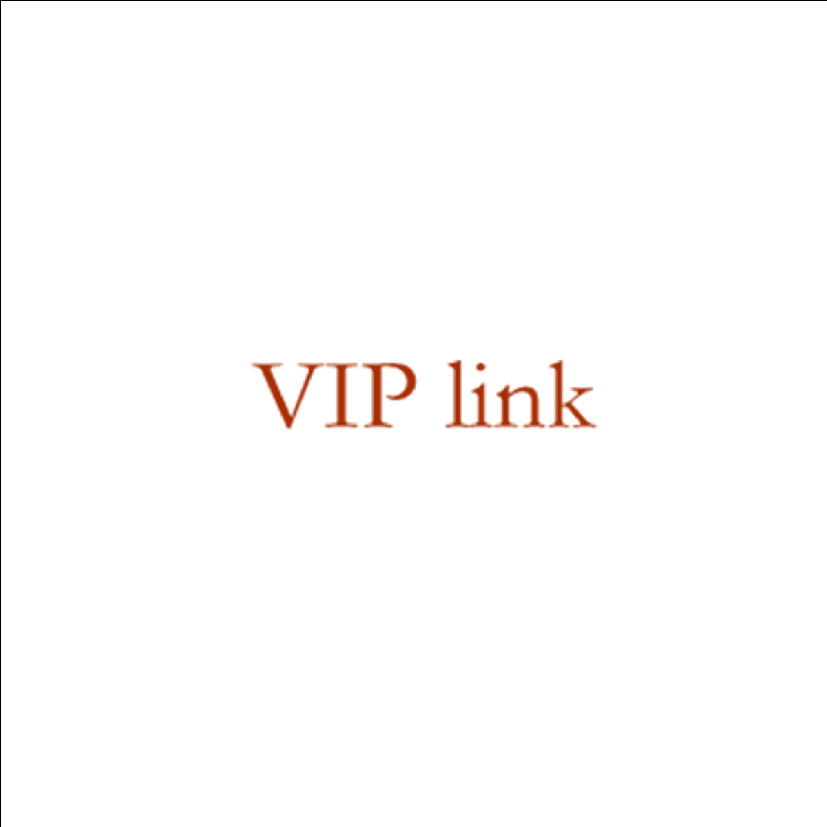 VIP Link For Waist Shaper