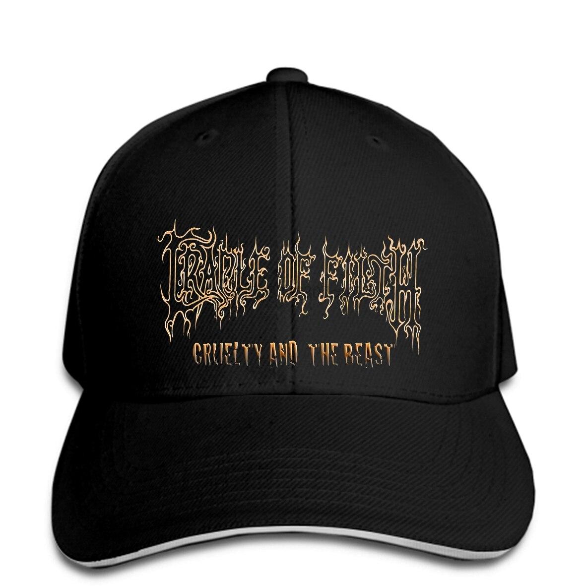 Liefern Baseball Kappe Cradle Of Filth-cruelty Und Das Biest-neue Baseball Caps-dtg Gedruckt-s