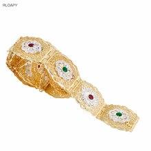 Women Gold And Silver Plating European Fashion Waist Chain