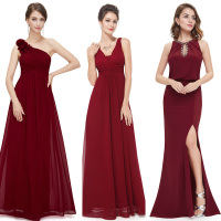 Ever Pretty Women Elegant Evening Dresses Sexy A Line Sleeveless V Neck Long Backless Chiffon Party