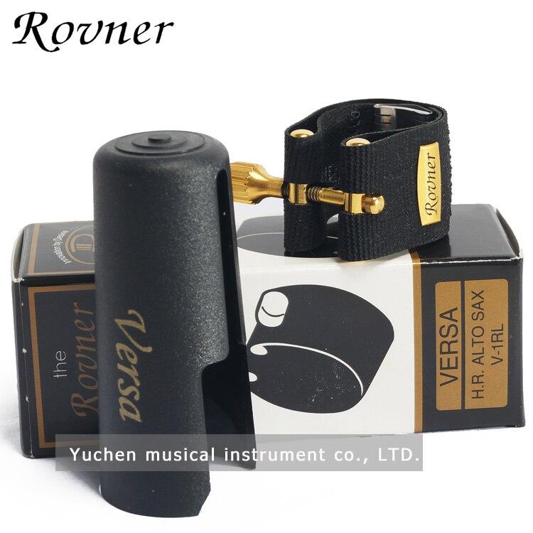 ROVNER Versa V 1RL alto saxophone ligature metaphone ligature 6 kinds of sounds