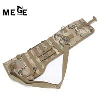 MEGE Brand Outdoor Airsoft Air Hunting Air Guns Bag Tactical Military Assault Rifle Hunting Cartridge Belt