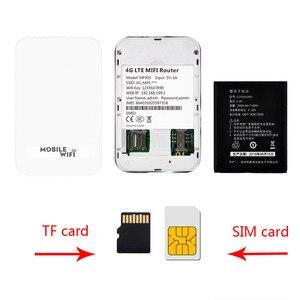 Image 2 - Wi Fi роутер TIANJIE 4G, мини роутер 3G 4G Lte беспроводной переносной карманный, переносная точка доступа, для автомобиля, Wi Fi роутер со слотом для SIM карты