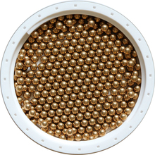 3mm 10000 PCS Solid Brass ( H62 )  Bearing Ball Free Shipping
