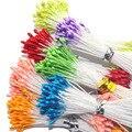 Бесплатная доставка Оптовые Многоцветный Двойные Советы 1 мм Жемчужина Цветок Тычинки Украшение Торта 500 Шт./лот