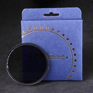 Image 5 - مستقطب دائري فائق النحافة من Zomei مستقطب محترف لمرشح عدسات الكاميرا CPL 52/55/58/62/67/72/77/82 مللي متر لكاميرا Sony Nikon Canon Pentax