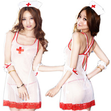 Sexy Lingerie Hot Women Nurse Erotic Lingerie Set Sexy Underwear Cosplay Lenceria Sexy Costumes Sex Product HS022