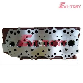 Pour Mitsubishi S4Q S4Q2 Culasse Compelete Nouveau