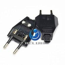 Черный Цвет, 1 шт., AC 250 В 16a ЕС Мощность кабель-Мощность plug