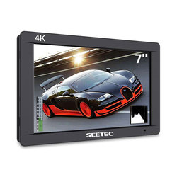 SEETEC ST704 7 inch 3G-SDI 4K HDMI On-camera Monitor IPS Full HD 1920x1200