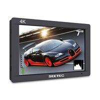 SEETEC ST704 7 дюймов 3G SDI 4 К HDMI на монитор камеры ips Full HD 1920x1200